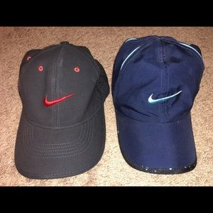 Nike caps